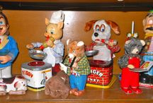 7/18/15 Grafton Estate Sale / Vintage toys, Furniture, Antiques, Advertising Collectibles, Toys, Patio Furniture, Crystal Chandelier, Ford Mustang, Art, Tools and More!