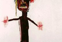 Kunst: Jean Michel Basquiat