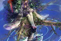 東方projectの幻想的な画像