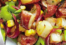 Side dish recipes / by Denise Steele