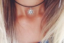 Chocker necklace