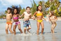 Children / Beach wear for baby - girl!!