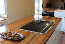 Reclaimed Wood Countertop / by Reclaimed Wood, Inc.