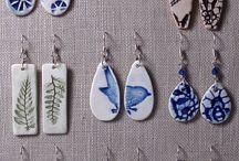 Polymer earrings ideas