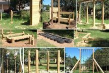 Wild things obstacle course