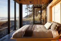 12 luxurious views from a bedroom, to start of your morning with a breath of fresh air. / website: http://www.contemporist.com/2015/06/14/12-bedrooms-that-have-amazing-views/. #luxury #views #sunsets #bedrooms