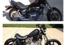 virago xv 750 custom