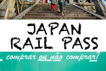 Destino: Japão / Inspiração para viajar no Japão, com dicas de viagens, os melhores destinos e ideias sobre o que visitar no Japão.