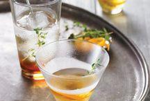Breuvages et boissons à l'érable