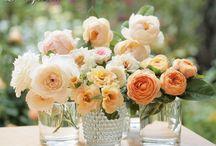 Våra blomsterdekorationer
