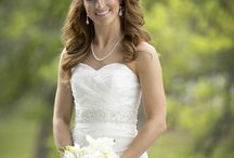 Bridal Portraits / Gorgeous shots of brides here at Nottoway Plantation / by Nottoway Plantation