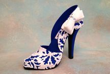 fondant high heels