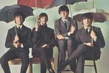 The Beatles / I am a big fan of the Beatles.  John & Paul are my favorites :) / by Beth McHugh