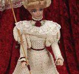 dolls / by Barbara Krause
