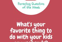Parenting Question of the Week
