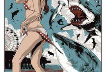 Sharknado / by Martha Gingras
