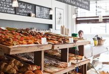 bakeries / bakery interiors
