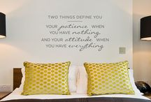 Wall Quotes  / by Annie Thompson