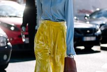 The Art of Color Blocking