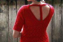 Styling the Open Back Lace Pullover