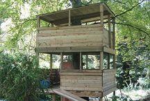 Cool Tree Huts