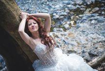 Wedding next day photoshoot / Next day shooting στην καταπράσινη και πανέμορφη Βόρεια Εύβοια!