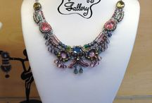 Necklaces / Some of the beautiful necklaces available at The Image Gallery