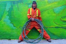 Bill Wrigley / Photos and pics of Toronto artist Bill Wrigley