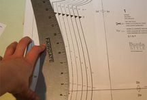 How to use sewing rulers