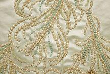 Haft koralikowy / inspiracje i sposób haftowania