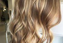 Rozpustené vlasy