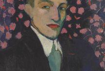 Sonia Delaunay Portretten