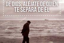 Dios / Imágenes que reconfortan,fortalecen y recuerdan que Dios nunca nos deja solos, que Él siempre está en control!