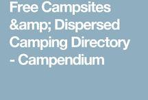 CAMPING PLACES 1000 free,campendium