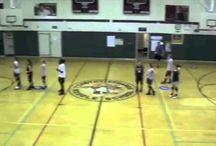 Basketball drills