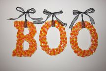 Candy corn bday party  / by Bubbles 360