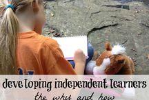 Independent Homeschool Learner