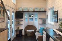 Tiny house bay window