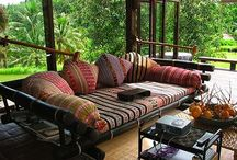 Tropical home / living in tropical places all around the world