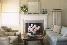 Living Rooms / by Caroline Swetenburg