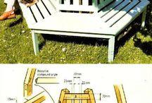 Dış mekan mobilyaları