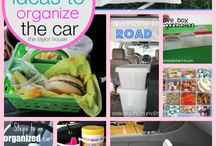 Vehicle: Cleaning/ Organizing/ Maintaining