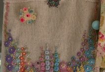 embroidered beauties