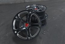 Designs / Designing by Solidworks, rendering by Keyshot