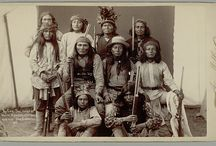 APACHE - WHITE MOUNTAIN NATION / INDIGENOUS PEOPLE OF NORTH AMERICA