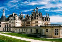 Castles / by Wandering