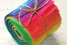 Fabric FRENZY / by Mizz Debby
