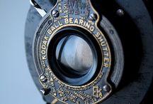 Vintage (rolleiflex &brownie) cameras