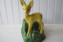 Ceramic Critters / by Kim Longhurst