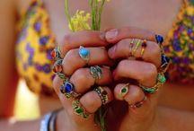 A ring for each finger